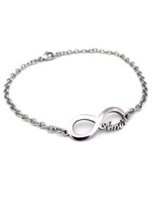 Bracelet Infinite Love