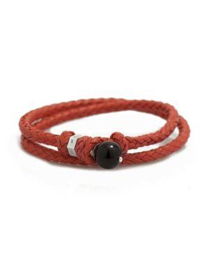 Scoubidou Bracelets Red