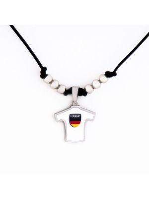 Pendant Germany soccer team mesh