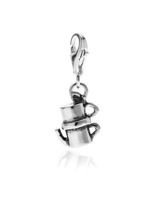 Cuccumella Charm in Sterling Silver