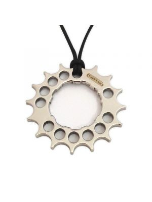Pendant bike crown wheel