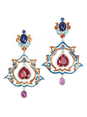 Celtic Mandala Earrings