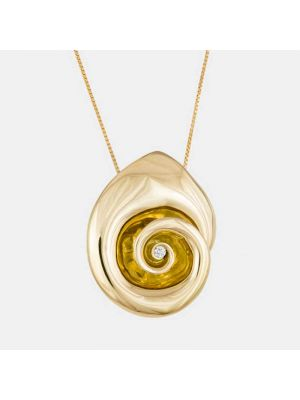 Io Solare glossy gold