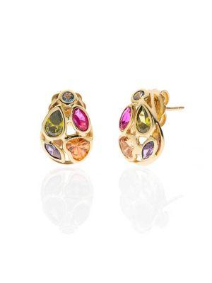 Mosaic earrings