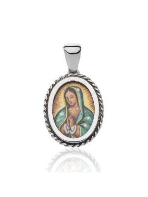 Miniatura Madonna di Guadalupe