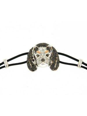 Gold Cavalier bracelet