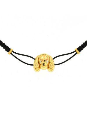 Bracciale Cavalier oro giallo 18kt