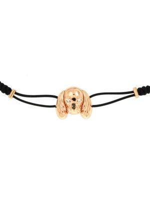 Pink gold 18kt Cavalier bracelet