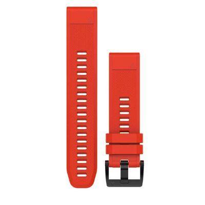 Garmin Cinturino Fenix QuickFit™ 22 Rosso