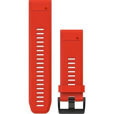 Garmin Cinturino Fenix QuickFit™ 26 Rosso