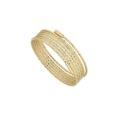 anello in oro rosa