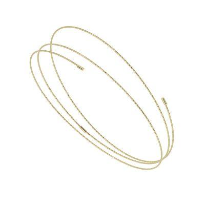 Bracciale in oro bianco 18 kt