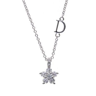 Damiani Simboli Stella in Oro Bianco e Diamanti