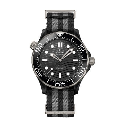 SEAMASTER DIVER 300M CO‑AXIAL MASTER CHRONOMETER
