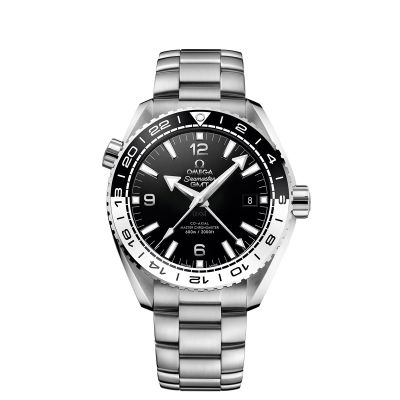 SEAMASTER PLANET OCEAN 600M  CO‑AXIAL MASTER CHRONOMETER GMT
