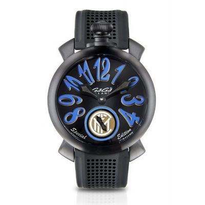 Gagà Milano Manuale 48MM Special Edition Inter