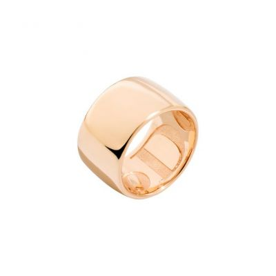 Dodo Anello Tell Your Story Oro Rosa 9kt