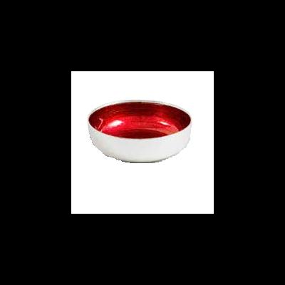 Dogale Venezia Ciotola Rosso Cardinale Fenice cm 22