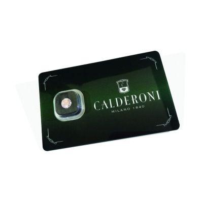 Diamante Sigillato Certificato Calderoni 0,10 G