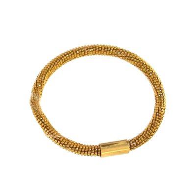 anello in oro giallo