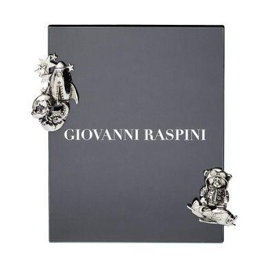 Cornice argento GIOVANNI RASPINI B0658