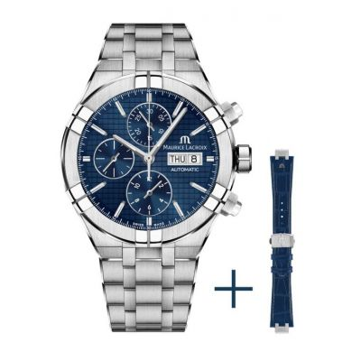 Maurice Lacroix Aikon Automatic Chronograph 44mm AI6038-SS002-430-2