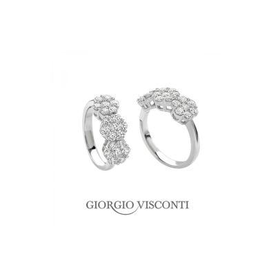Anello Trilogy Giorgio Visconti ABX12311