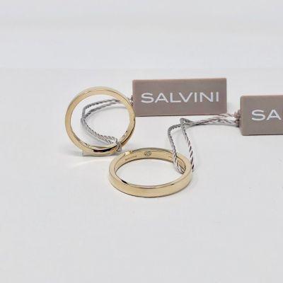 Salvini Fedi Nuziali Battito mm 3 G