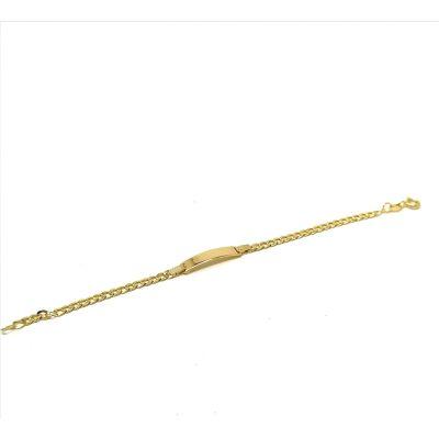 Bracciale Bimbo Oro Giallo GR.3,3