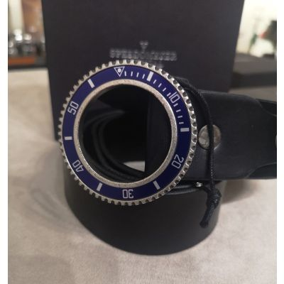 Speedometer Official Cintura blue