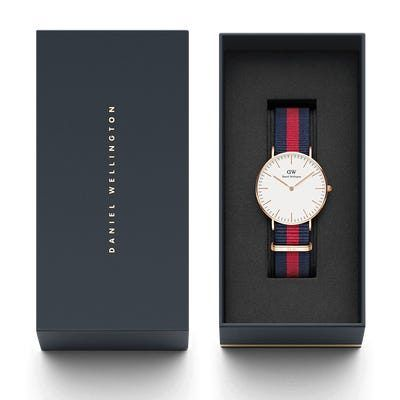 Daniel Wellington Classic Oxford 36 Rose Gold