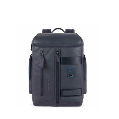 PIQUADRO Zaino CA5167W103/BL porta computer e porta iPad® Dioniso