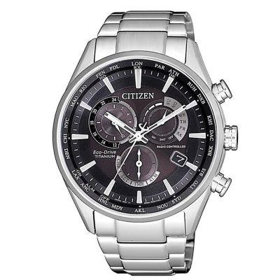 Citizen Crono E660 Elegance Radiocontrollato Titanio CB5020-87E