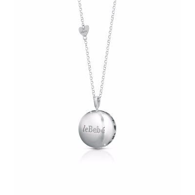 Ciondolo Luna argento