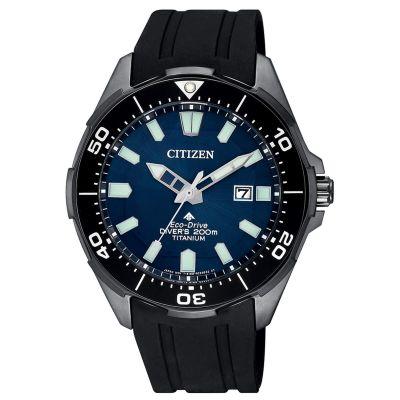 Citizen Promaster Diver's Eco Drive 200 mt Super Titanio BN0205-10L
