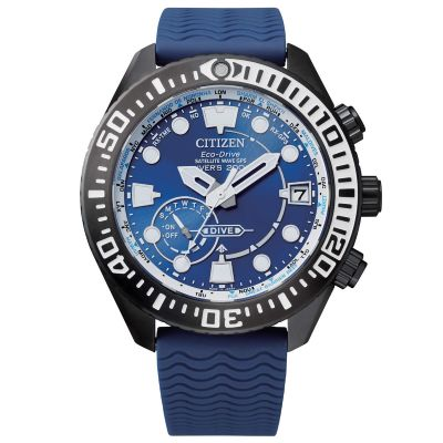 Citizen Satellite Wave GPS Promaster Diver's CC5006-06L