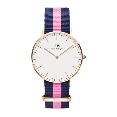 Daniel Wellington Classic Winchester 36 Rose Gold