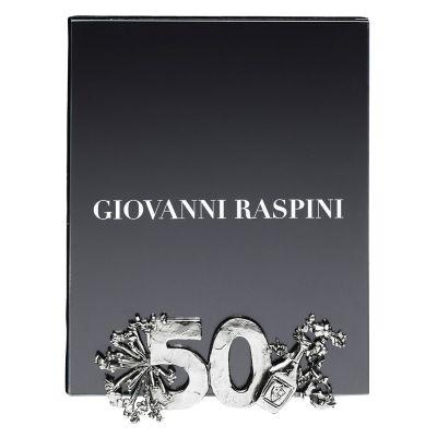 Cornice argento GIOVANNI RASPINI B0632