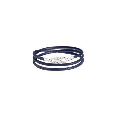 Bracciale Nodo DODO DBB9100-KNOTO-LFLAG BLU