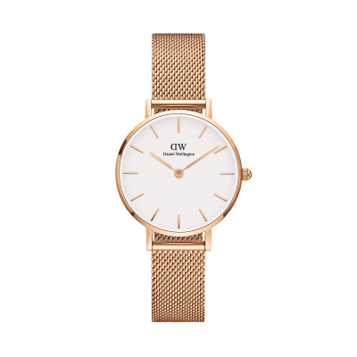 Daniel Wellington Petite Melrose 28 White