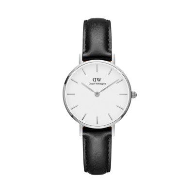 Daniel Wellington Petite Sheffield 28 Silver White