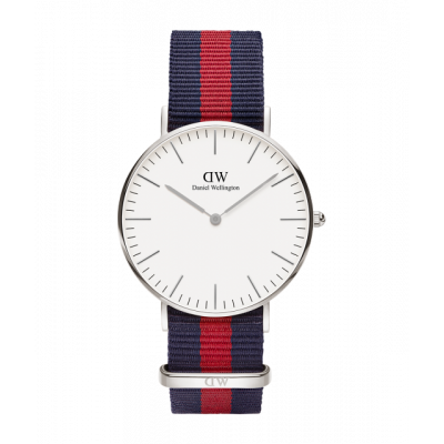 Daniel Wellington Classic Oxford 36 Silver