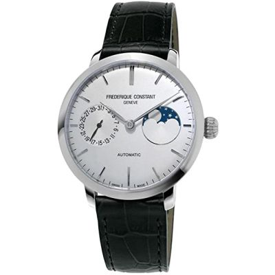 Orologio Frederique Constant Slimline Moonphase Manufacture FC-702S3S6