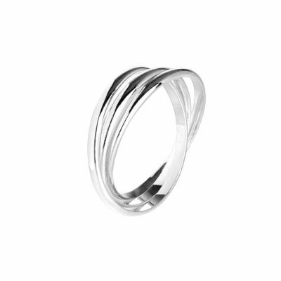 "Fede ""Tris"" in argento"
