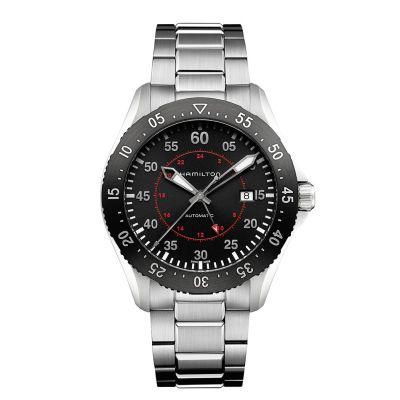 Khaki Pilot GMT