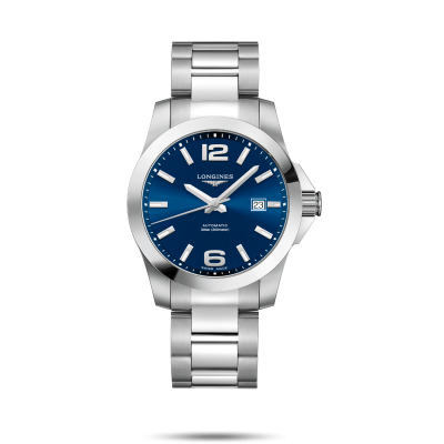 Longines Conquest 41 MM L3.777.4.99.6