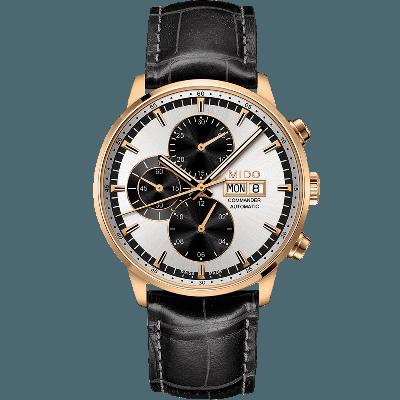 Commander II cronograph