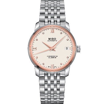 Baroncelli III chronometer Si lady