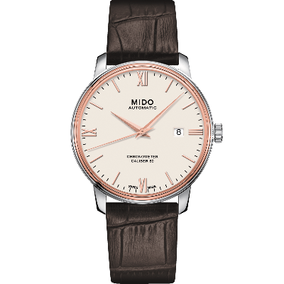 Baroncelli III chronometer Si gent