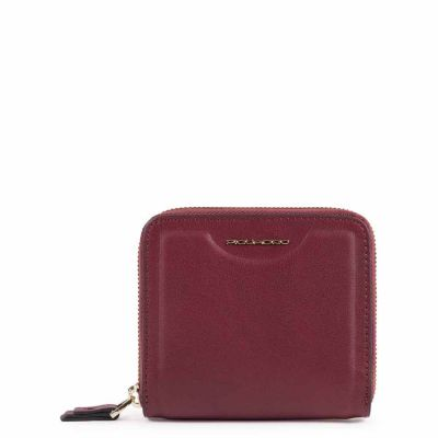 Piquadro portafoglio donna PD4826W102R/BO Gea